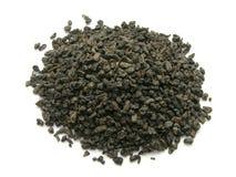 Medizinischer grüner Tee. lizenzfreies stockbild