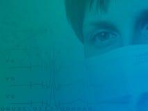 Medizinischer Hintergrund Lizenzfreie Stockfotos