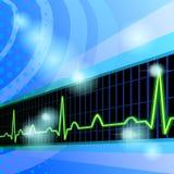 Medizinischer Hintergrund Lizenzfreie Stockfotografie