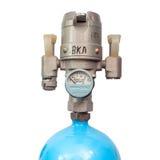 Medizinischer Sauerstoff-Verdichter stockfotografie