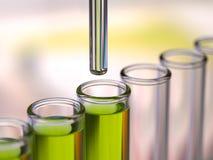 Medizinischer Test oder Forschung stockfoto