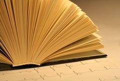 Medizinisches Buch Lizenzfreies Stockfoto