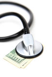 Medizinisches Geld Lizenzfreie Stockbilder