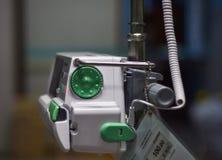 Medizinisches Gerät, eine flüssige Steuerung des Blutgefäßes Stockfotografie