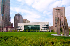 Medizinisches Handelszentrum Lizenzfreie Stockfotos