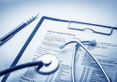 Medizinisches Konzept Stockbild