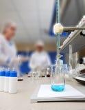 Medizinisches Labor stockfoto