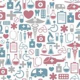 Medizinisches Muster Stockfotos