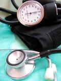 Medizinisches Set stockbilder