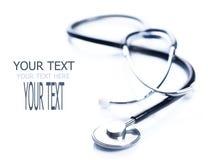 Medizinisches Stethoskop Stockbild