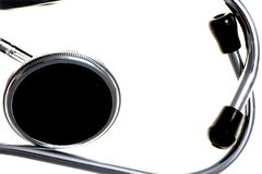 Medizinisches Stethoskop lizenzfreie stockfotografie