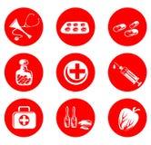 Medizinisches Symbol lizenzfreie abbildung