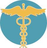 Medizinisches Symbol Stockfoto