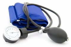 Medizinisches tonometer Lizenzfreies Stockbild