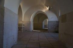 Medjit Tabia jeden stary fortyfikacyjny forteca Obraz Royalty Free