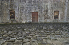 Medjit Tabia one old fortification stronghold Royalty Free Stock Photography