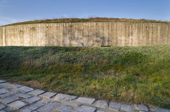 Medjit Tabia one old fortification stronghold Royalty Free Stock Photo
