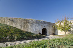 Medjit Tabia one old fortification stronghold Royalty Free Stock Image