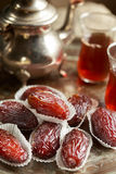 Medjool dates Royalty Free Stock Images