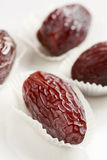 Medjoul or Medjool dates Royalty Free Stock Photo