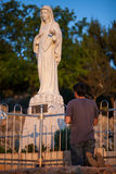 Medjugorje Bosnia and Herzegovina Royalty Free Stock Photography