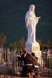 Medjugorje Bosnien och Hercegovina Royaltyfri Bild