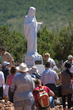 Medjugorje Herzégovine Photos stock
