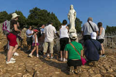 Medjugorje Royalty Free Stock Image