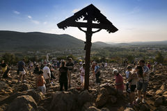 Medjugorje Royalty Free Stock Photography