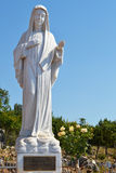 Medjugorje, une place de pélerinage Photo stock