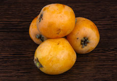 Medlar Royalty Free Stock Photo