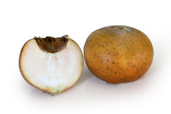 MEDLAR or MISPEL (MESPILUS GERMANICA) Royalty Free Stock Photos