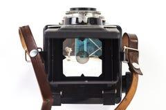 Medlet formaterar kameran Arkivfoton