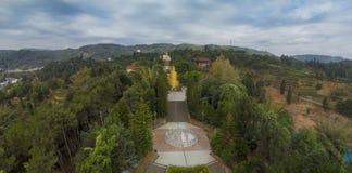 Medog tropic Park yunnan China Royalty Free Stock Images