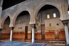 Medresa Bou Inania em Fes Fotos de Stock Royalty Free