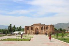 Medressa-i-Nau in Hisor (Hissar) city, Tajikistan Royalty Free Stock Photo