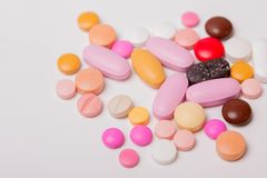 Meds Royalty Free Stock Photography