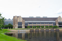 Medtronic Corporate Headquarters Campus Stock Image