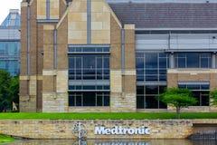 Medtronic kwater głównych Korporacyjny kampus Obraz Stock