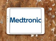 Medtronic Społeczeństwo Ograniczający Firma logo Obraz Stock