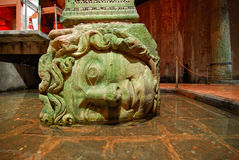 Medusa κεφάλι Στοκ Εικόνες