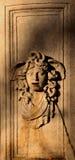 Medusa στην πηγή Στοκ Φωτογραφία