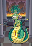 Medusa Imagen de archivo