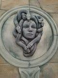 Medusa de la situación Fotos de archivo