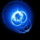 Medusa fantásticas Imagem de Stock
