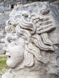 Medusa Gorgon Myra Ancient Royalty Free Stock Image