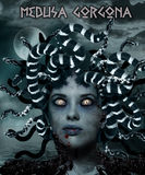 Medusa Gorgona Royalty Free Stock Image