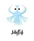 medusas divertidas de la historieta libre illustration