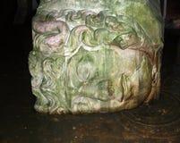 Meduzy głowa Fotografia Stock