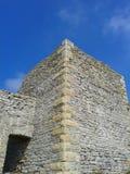 Medvedgrad defiende la torre de la pared foto de archivo libre de regalías